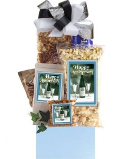 Happy Anniversary Gift Basket