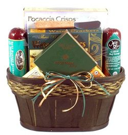 St patricks day gift baskets archives ubaskets ubaskets irish picnic gourmet st patricks day meat and cheese gift basket negle Image collections