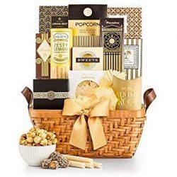 As Good As Gold Gourmet Gift Basket