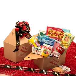 Gift Basket 819162 Get Well Sooner Care Package – Gadgets and Gifts
