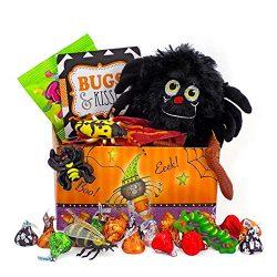 'Bugs and Kisses' Halloween Candy Chocolate Hershey Kisses Jack O' Lantern Gif ...