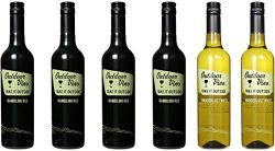 Oregon Wine Take it Outside Bundle Mixed Pack, 6 x 750 mL by Outdoor Vino