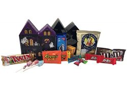 Unlocking Greatness I Love You So Much Halloween Candy, Chocolate and Popcorn Gift Basket