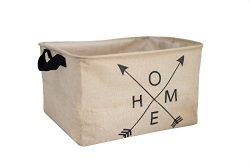 Extra Large Home Storage Basket (20x15x11) – Farmhouse Decor – Rustic Style –  ...