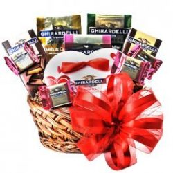 Thinking of You Gift Basket by Giftbasket
