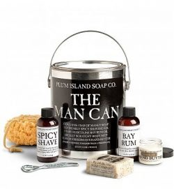 """The Man Can Gift Basket – Mens – Thank You Gift Baskets Ideas for Men. """"Thinking of  ..."""