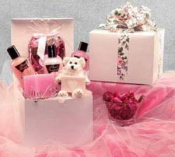 A Little Something for Her – Spa Gift