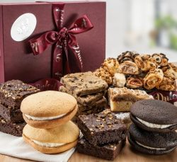 Dulcet's Grand Holiday Signature Bakery Gift Basket