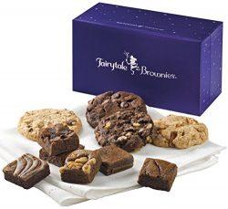 Fairytale Brownies Treasure Cookie & Magic Morsel Combo Gourmet Food Gift Basket Chocolate B ...