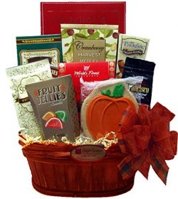 "Delight Expressions® ""Touch of Autumn"" Holiday Gift Basket – A Great Holiday G ..."