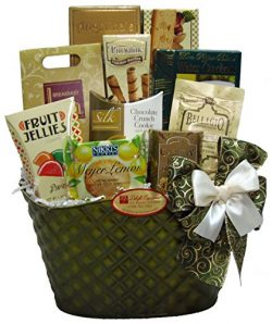 Delight Expressions® Thinking of You Gourmet Food Gift Basket (Small) – A Mother's D ...