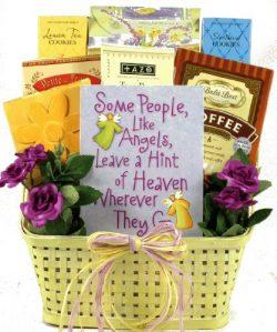 Angels Among Us   Gift Basket for Women