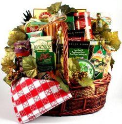Gift Basket Village Viva Italiano Deluxe Italian Gift Basket