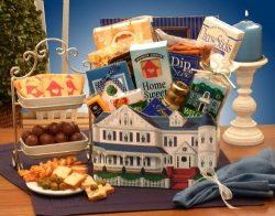 Home Sweet Home Housewarming Gift Basket