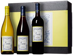 Cupcake Vineyards Trio Wine Gift Box, 3 x 750 mL