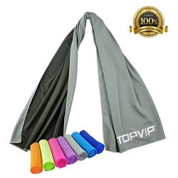 Cooling Towels Sports Tower for Golfer Yoga Athletes Fitness Hiking Bowling Tennis Travel Outdoo ...