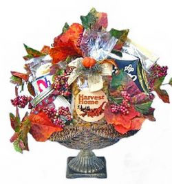 Autumn Splendor Gourmet Food Gift Basket