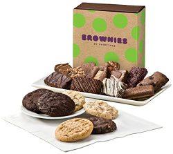 Fairytale Brownies Cookie & Sprite Combo Gourmet Food Gift Basket Chocolate Box – 3 In ...