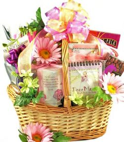 Mom, You Are a Blessing – Christian Mothers Day Gift Basket