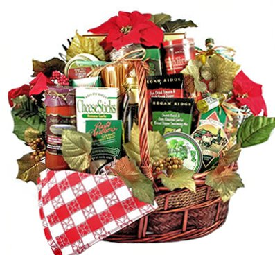 Deluxe Italian Food Gift Basket for the Whole Family