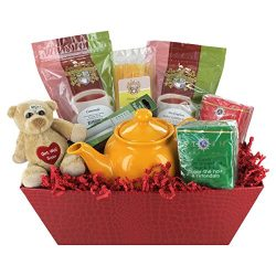 Just What The Doctor Ordered – Get Well Tea Gift Basket
