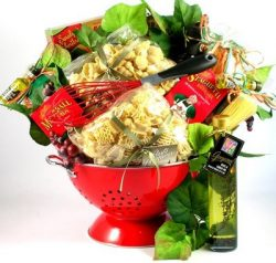 Straight From Sicily Beautiful Italian Gourmet Gift Basket | Housewarming Gift