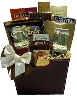 Delight Expressions Bean Me up Gourmet Food Gift Basket – A Father's Day Gift Idea & ...