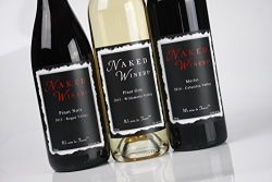 Oregon Wine Perfect Threesome Bundle Mixed Pack, 3 x 750 mL, by Naked Winery