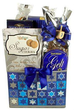 Happy Hanukkah Gift Baskets