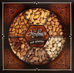 Jaybee's Nuts Gift Tray Extra Large – Great Corporate, Birthday or Holiday Gift R ...