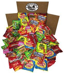 Bulk Candy Assortment 5.75 Pounds (92 oz) Variety Pack
