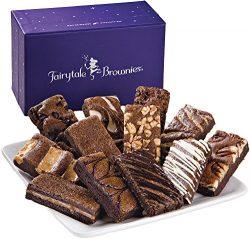 Fairytale Brownies Sprite Dozen Gourmet Food Gift Basket Chocolate Box – 3 Inch x 1.5 Inch ...