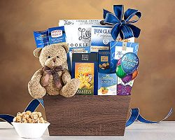 Wine Country Gift Baskets Bear Hugs – Thinking of You