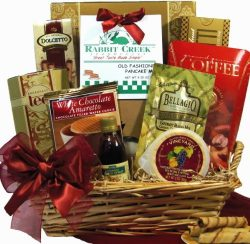 Delight Expressions Morning Delights Gourmet Food Gift Basket – A Father's Day Gift  ...