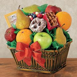 Harvest Bounty Fruit Gift Basket