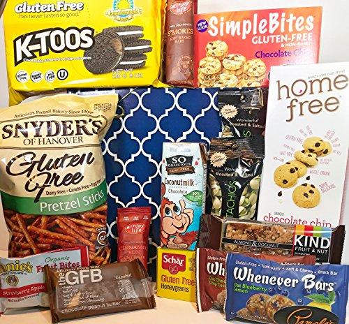 Gluten Free Dairy Free Gift Box Basket