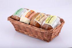 Vegan Bread Basket