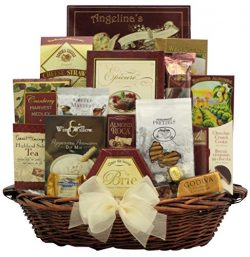 Finer Things: Gourmet Thank You Gift Basket