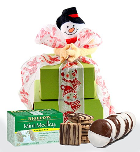 SMALL – Winter Wonderland! Gluten Free Gift Tower, Xmas Gift Baskets, Family Holiday Gifts ...