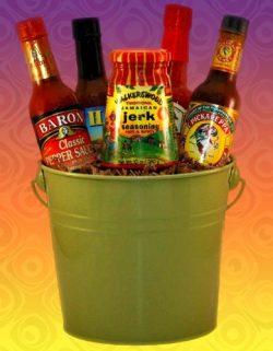 Jamaican Jerk Grilling Gift Basket
