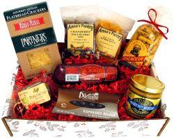 Festive Holiday Gift Box