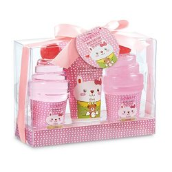 Christmas Holiday Gifts, Kids Bubble Bath Spa Gift Set – Includes Shower Gel and Body Loti ...