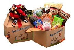 For the Sport Lover – Gift Box for Fathers Day, Birthday, Christmas or Any Occasion