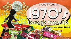 1970's Retro Candy Gift Box-Decade Box Gift Basket – Classic 70's Candy, net W ...