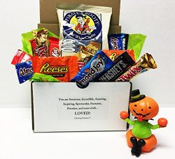 Unlocking Greatness You Are LOVED Candy & Snacks Gift Basket (Design 1)