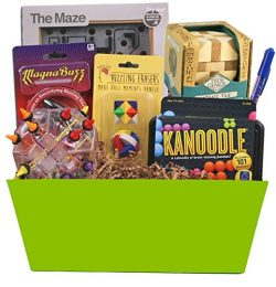 Whiz Kid Gift Basket