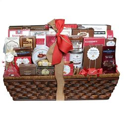 Milliard Holiday Corporate Executive Chocolate Gift Basket & much more