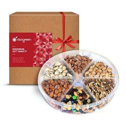 Nut Basket Gift Gourmet Food Trays