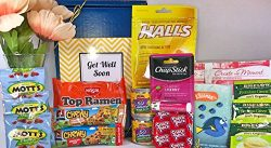 Get Well Gift Box Basket II – For Cold / Flu / Illness – Over 2.5 Pounds of Care, Co ...