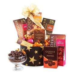 California Delicious Godiva Superstar Gift Set